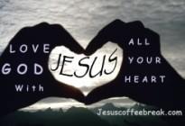 """Love God"""