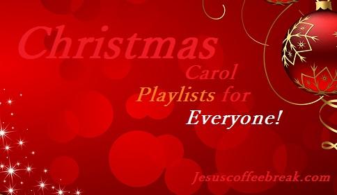 Christmas carol Playlists