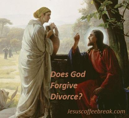 does God forgive divorce