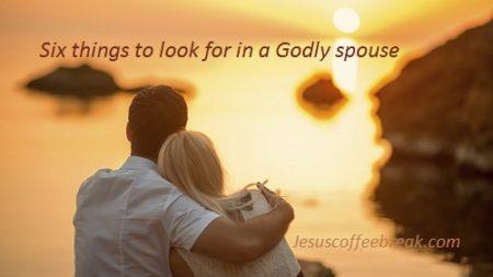 godly spouse